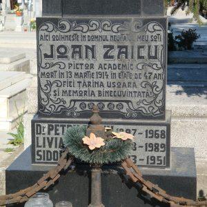 mormant Ioan Zaicu