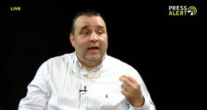 Marius Craina, managerul Spitalului Județean din Timișoara pressalert live