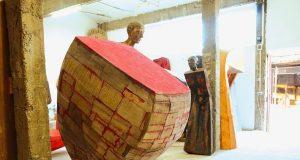 statuie centrul istoric timisoara