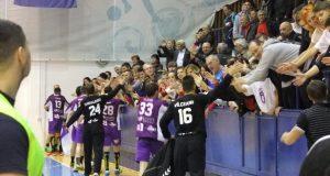 CH Poli Timișoara, pe stomacul gol și cu Dinamo