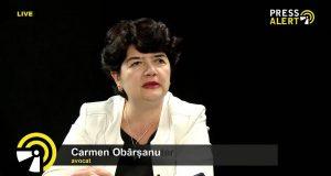 Carmen Obârșanu avocat pressalert live timisoara