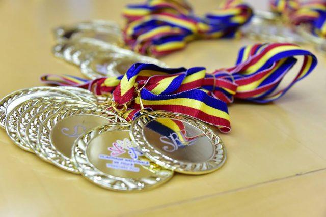 medalii fizica olimpiade nationale