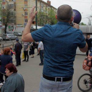 REVOLTA timișorenilor împotriva hoților din tramvaie cu Cristian Brâncovan 2