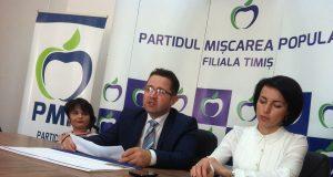raluca popescu, candidat PMP la CLT