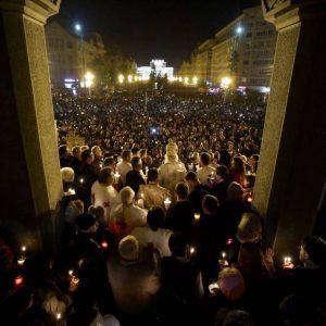 slujba inviere timisoara catedrala mitropolitul ioan 3