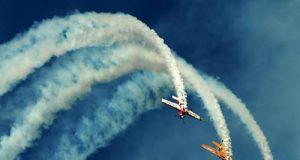 avioane spectacol