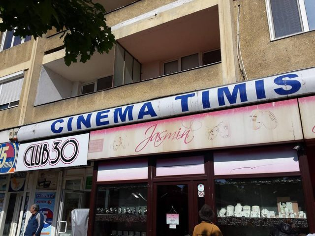 cinema timis