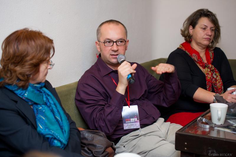 lucian varsandan directorul teatrului german de stat timisoara