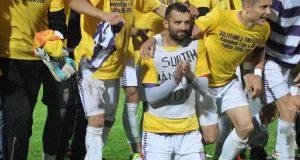 Cristian Gălan și-a asigurat un loc în istoria alb-violetă
