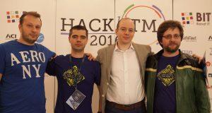 Câștigătorii HackTM 2016