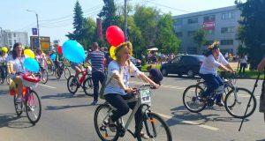 ia romaneasca pe bicicleta