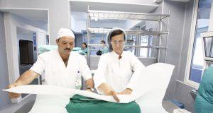 statie sterilizare