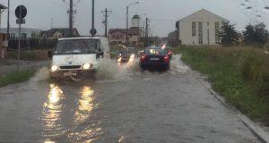 strada musicescu inundatii