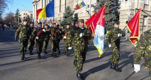 repetitie parada militara