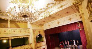 teatru oravita