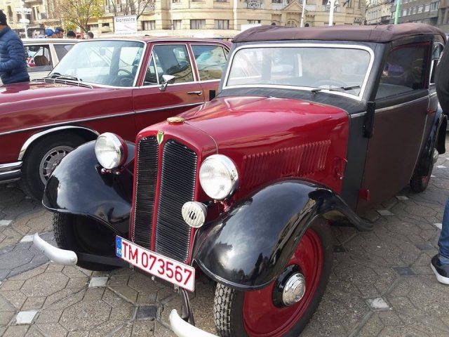 DKW vechi