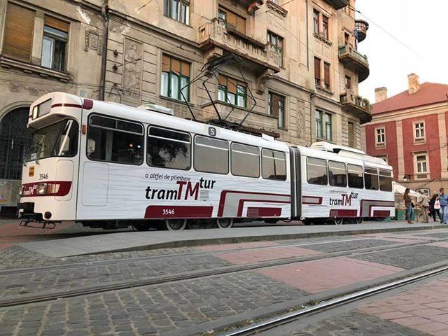 tramvai turistic