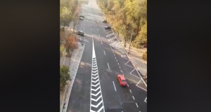 strada modernizata