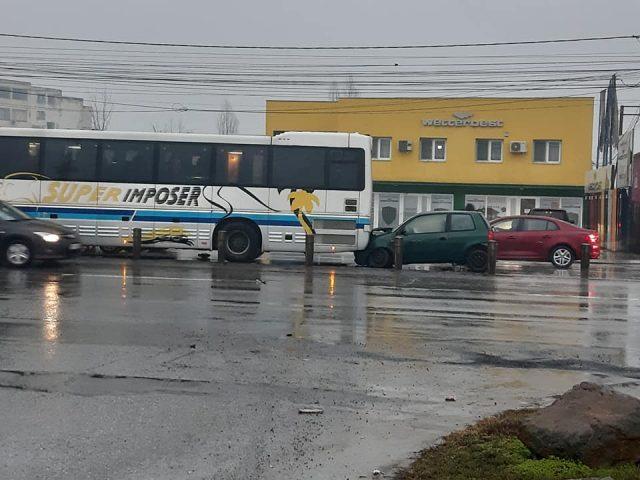Sursă foto: Facebook / Info trafic jud. Timiș