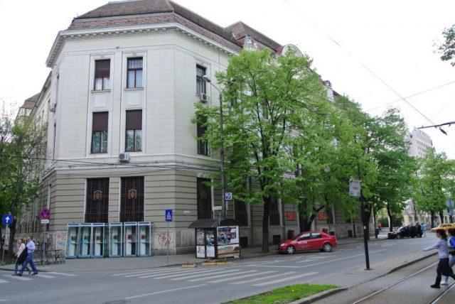 palatul postei