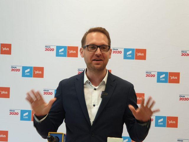 Dominic Fritz: 10 angajamente USR PLUS pentru un nou ...   Dominic Fritz
